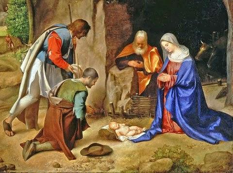 christmas giorgione